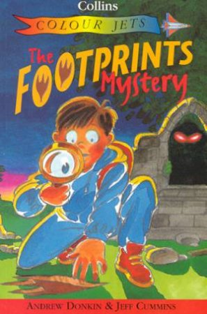 Colour Jets: The Footprints Mystery by Andrew Donkin