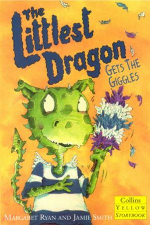 Collins Yellow Storybook: The Littlest Dragon Gets The Giggles by Margaret Ryan