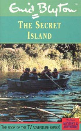 The Secret Island - TV Tie-In by Enid Blyton
