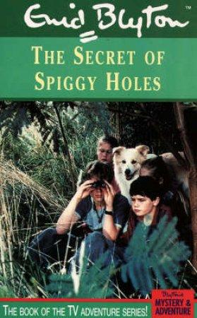 The Secret Of Spiggy Holes - TV Tie-In by Enid Blyton
