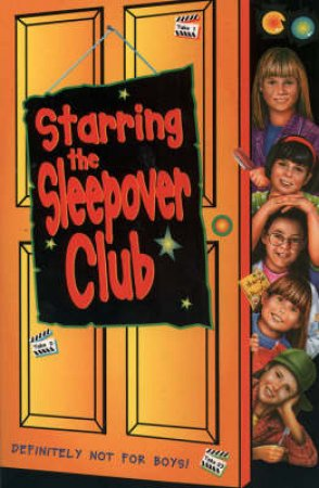 Starring The Sleepover Club by Rose Impey