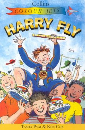 Colour Jets: Harry Fly by Tasha Pym