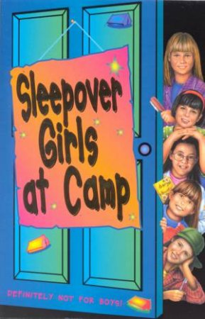 Sleepover Girls At Camp by Fiona Cummings