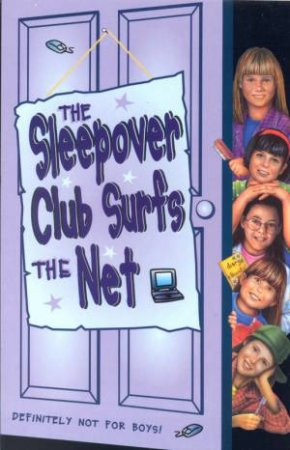 The Sleepover Club Surfs The Net by Fiona Cummings