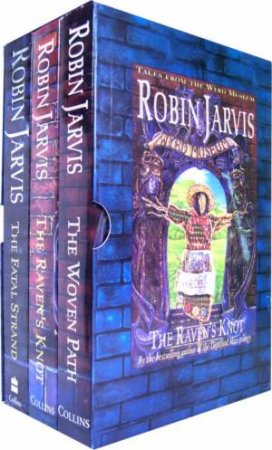 Tales From The Wyrd Museum Omnibus - Box Set by Robin Jarvis