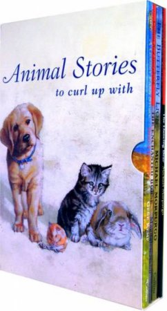 Animal Stories To Curl Up With by Various