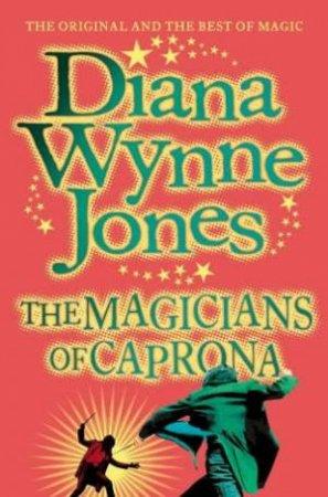 The Magicians Of Caprona by Diana Wynne Jones