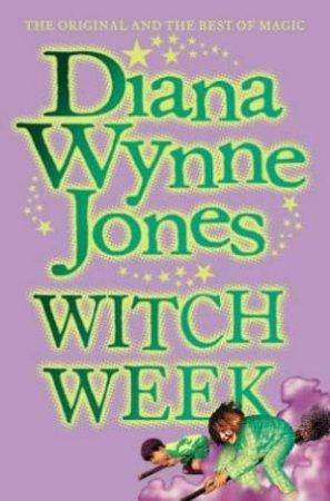 Witch Week by Diana Wynne Jones
