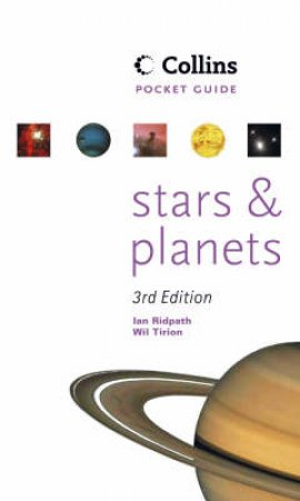 Collins Pocket Guide: Stars And Planets by Ian Ridpath