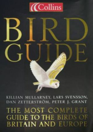 Collins Bird Guide - Large Format by Peter Grant