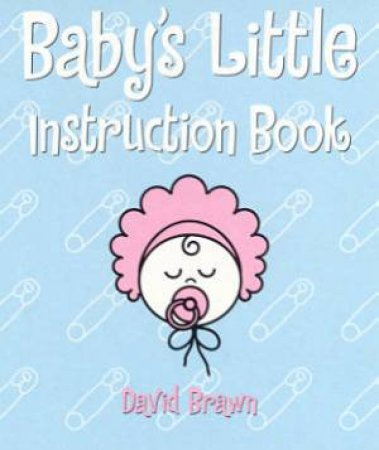 Baby's Little Instruction Book by David Brawn