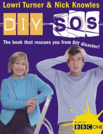DIY SOS Book by Lowri Turner