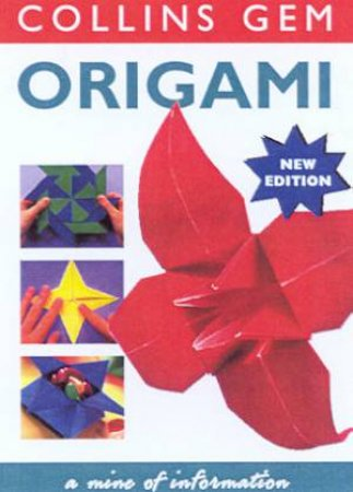 Collins Gem: Origami by Various