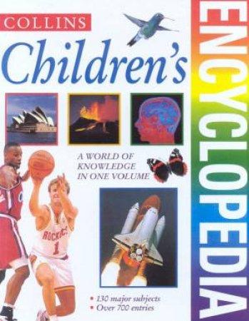 Collins Children's Encyclopedia by John Farndon