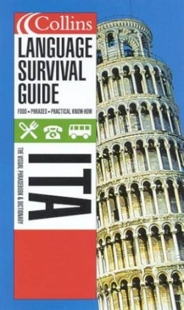 Collins Language Survival Guide: Italy by Various