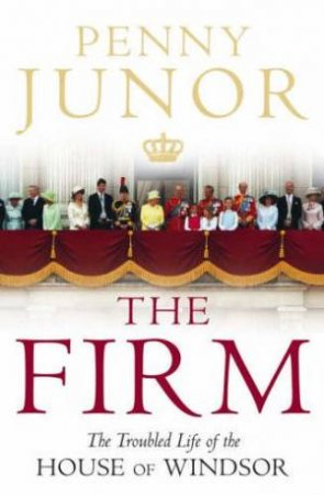 The Firm by Penny Junor