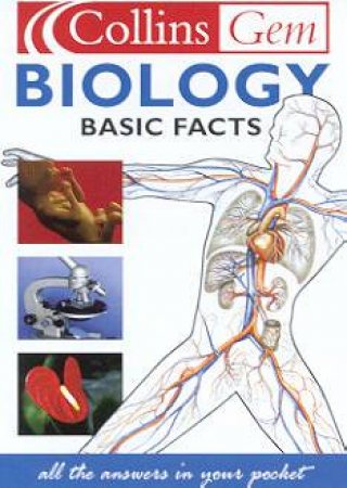 Collins Gem: Basic Facts - Biology by Various