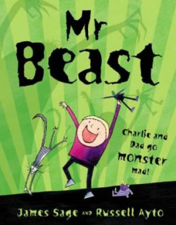 Mr Beast by James Sage