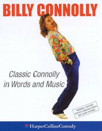 Classic Connelly - CD by Billy Connelly