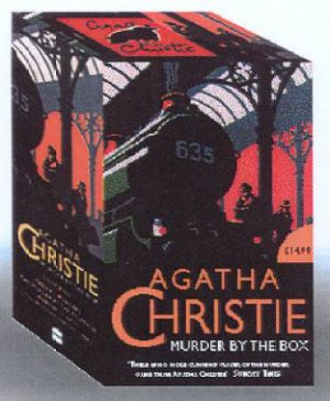 Murder By The Box 1 by Agatha Christie