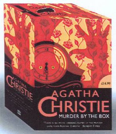 Murder By The Box 2 by Agatha Christie