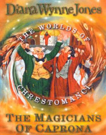 The Magicians Of Caprona - Cassette by Diana Wynne Jones
