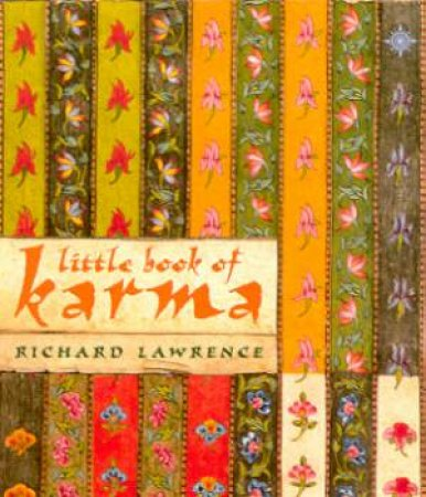 Little Book Of Karma by Richard Lawerence
