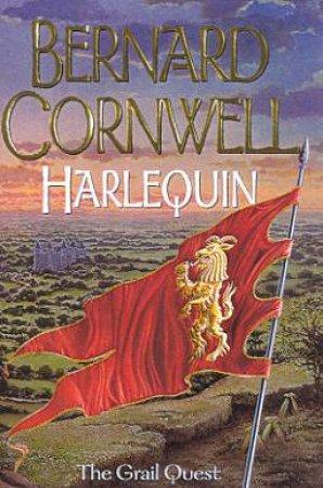 Harlequin - Cassette by Bernard Cornwell