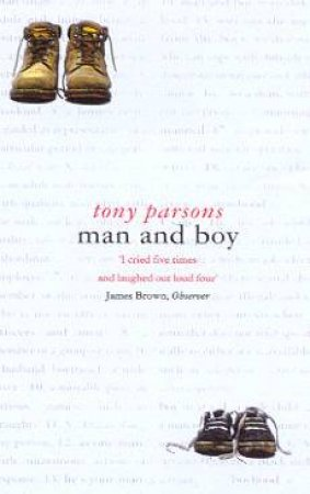 Man And Boy - Cassette by Tony Parsons