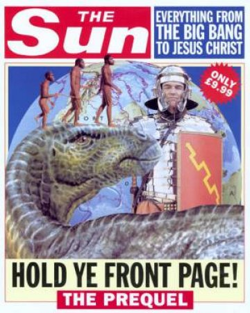 The Sun Hold Ye Front Page II by Neil Roberts & John Perry