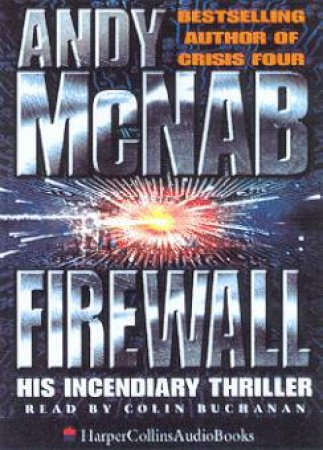 Firewall - Cassette by Andy McNab