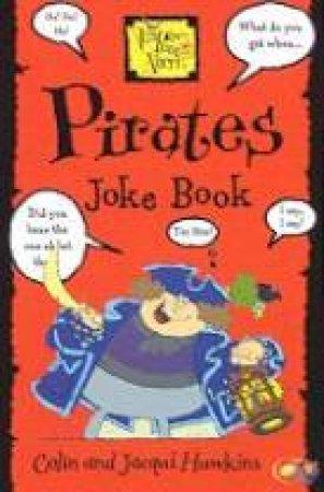 Pirates Joke Book by Colin & Jacqui Hawkins