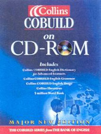 Collins Cobuild On CD-ROM by Various