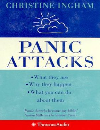 Panic Attacks - Cassette by Christine Ingham