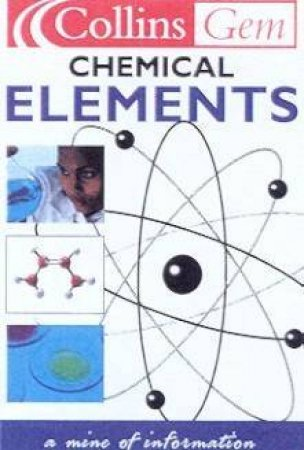 Collins Gem: Chemical Elements by Various