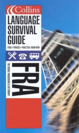 Collins Language Survival Guide: France - CD Pack by Unknown