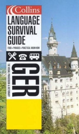 Collins Language Survival Guide: Germany - CD Pack by Various