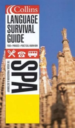 Collins Language Survival Guide: Spain - CD Pack by Various