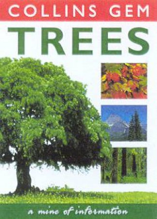 Collins Gem: Trees by Various