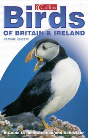 Collins Birds Of Britain And Ireland by Dominic Couzens
