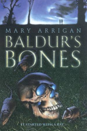 Baldur's Bones by Mary Arrigan