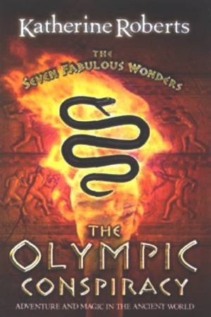 The Olympic Conspiracy by Katherine Roberts