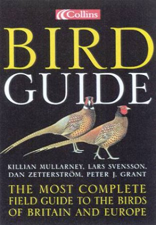 Collins Bird Guide by Various