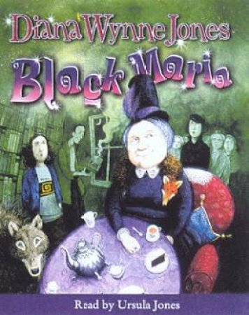 Black Maria - Cassette by Diana Wynne Jones