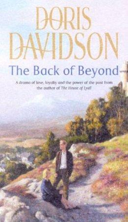 The Back Of Beyond by Doris Davidson