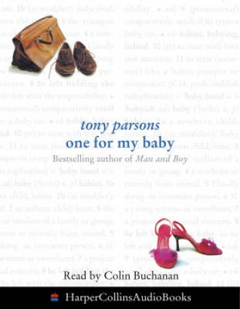 One For My Baby - Cassette by Tony Parsons
