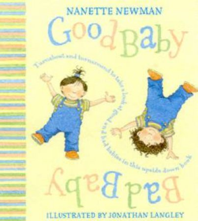 Good Baby, Bad Baby by Nanette Newman