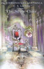 The Silver Chair  Fantasy Cover