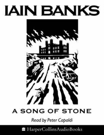 A Song Of Stone - Cassette by Iain Banks