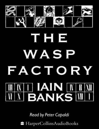 The Wasp Factory - Cassette by Iain Banks